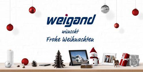 Frohe Weihnachten Und Ein Erfolgreiches Neues Jahr.Weigand Wünscht Frohe Weihnachten Und Ein Erfolgreiches Neues Jahr